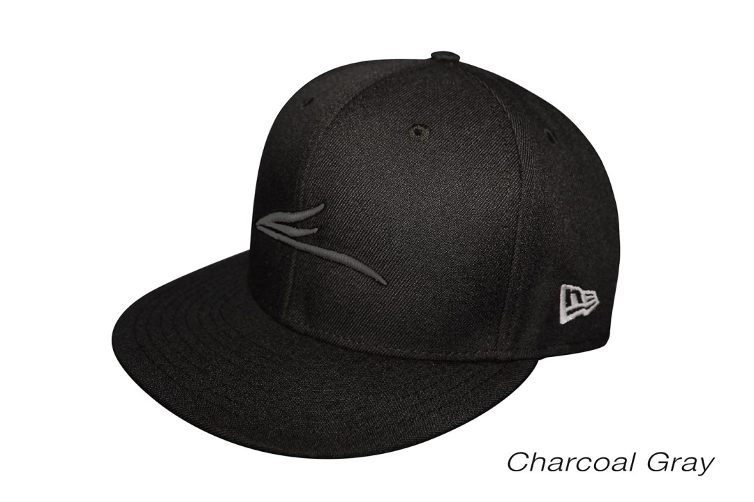 Eloh Projects Charcoal Gray on Black - Logo Cap 101