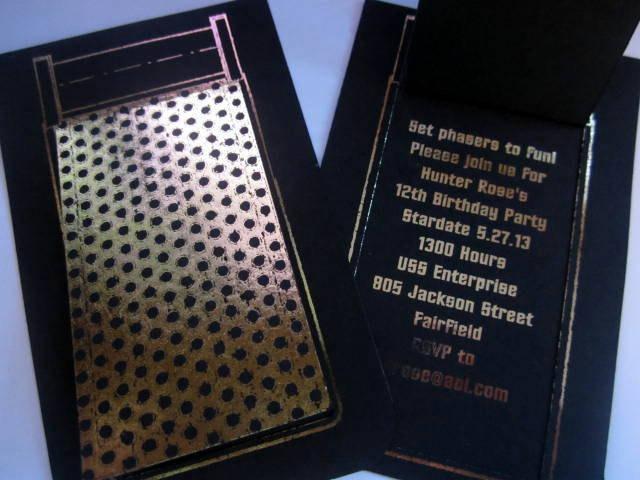 Sci Fi Communicator Notecard elf1071