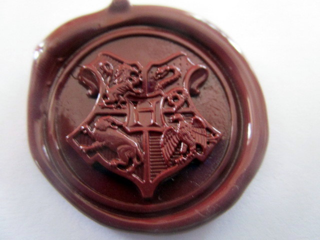 Wizarding Wax Seals Large (set of 10) elf00020