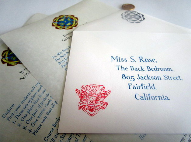 Wizarding Acceptance Letter (American School) 00031