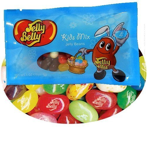 Jelly Belly Easter Kids Mix Jelly Beans  1 oz bag 0004136