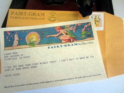 Telegram from the Tooth Fairy