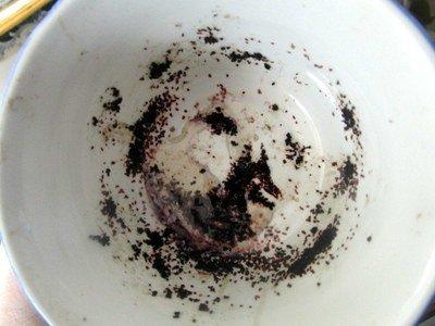 Divination Class Grim Tea Cup