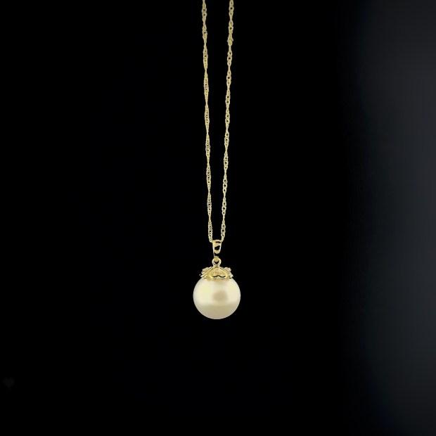 Pendentif à perle