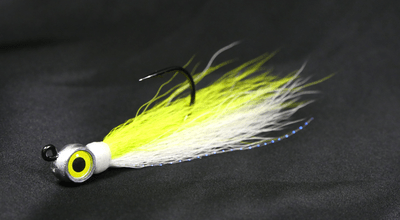 Trout Eye Bucktail Retail 2-Pack