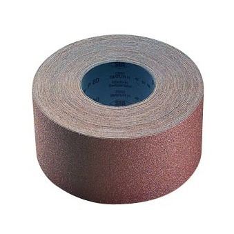 SIA 2936 siatur jj  Cloth Backed Abrasive Rolls  100mm x 50 metre