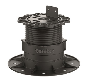 Eurotec Profi Line L -  Feet with Joist type L Adaptors - 70mm - 117mm