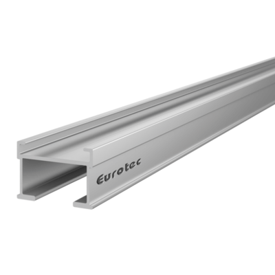 60mm x 40mm x 2400mm Aluminium Joists (1 Length)