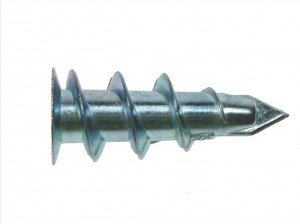 15mm x 25mm JCP Plasterboard Fixing with screws  box of 100