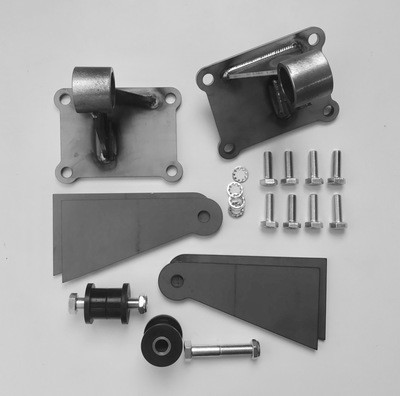 Motor Mount Kit; Gen III HEMI (5.7, 6.1, 6.4)