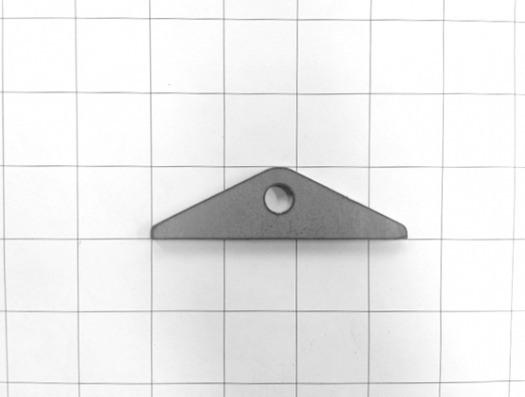 Clamp Plate Crossmember Tab 15715