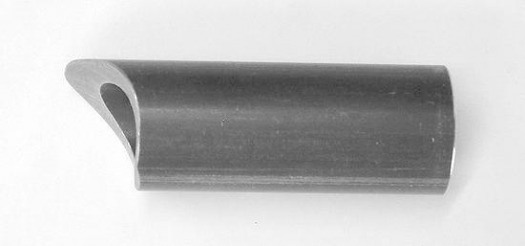Tube for Chevy Engine Mount, Notched 214951