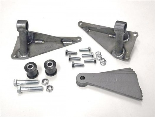 Ford Motor Mounts, 4.6L/5.4L/Coyote, Urethane Insulated