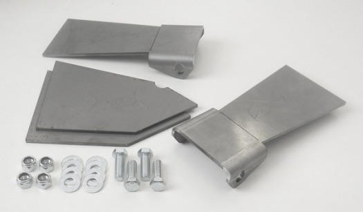 Ford Engine Mounts - Rubber Insulated F018