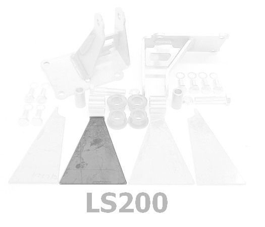 Upper Frame Plate for LS200