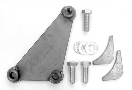 VEGA STEERING BOX MOUNT KIT, ready to weld 2072