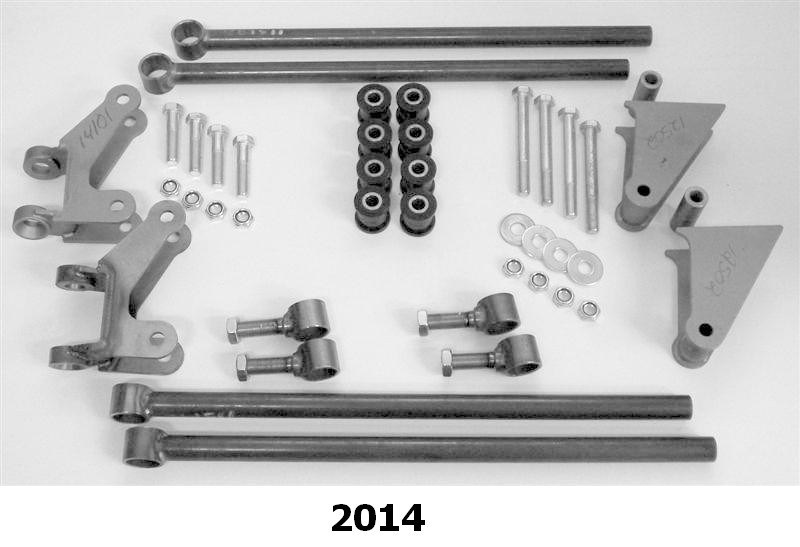 Front Four Link Kits 2082