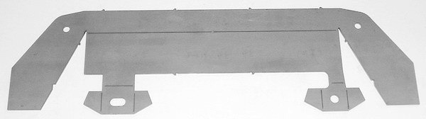 Mustang II Crossmember Plate - Rear/Top 143751