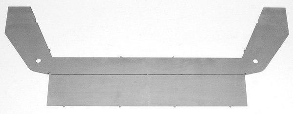 Mustang II Crossmember Plate - Front/Bottom 143731