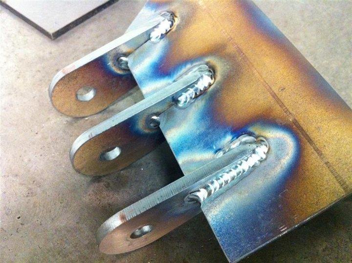 Brake Pedal/ Master Cylinder Bracket, 32 Ford
