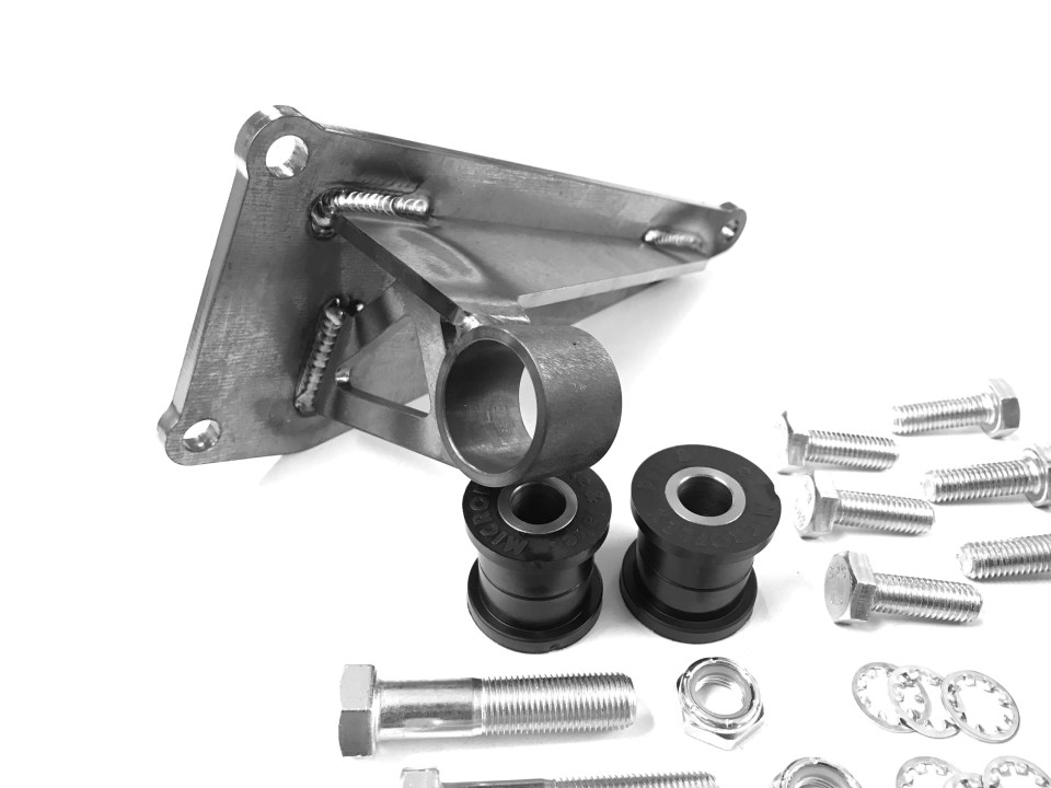 Ford Motor Mounts; 4.6/5.4/Coyote, Plate Design WS214650