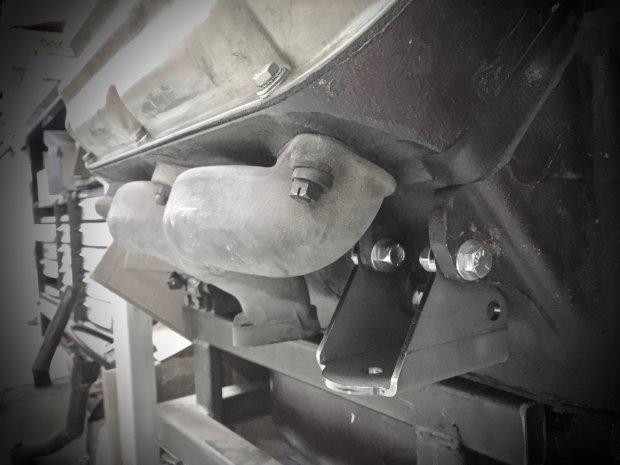 early hemi  engine mount kit engine mounts welder series