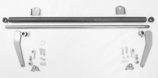 Sway Bar Kit, Trim to Fit WS227xx