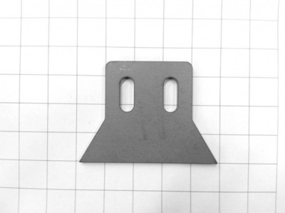 Transmission Saddle Plate