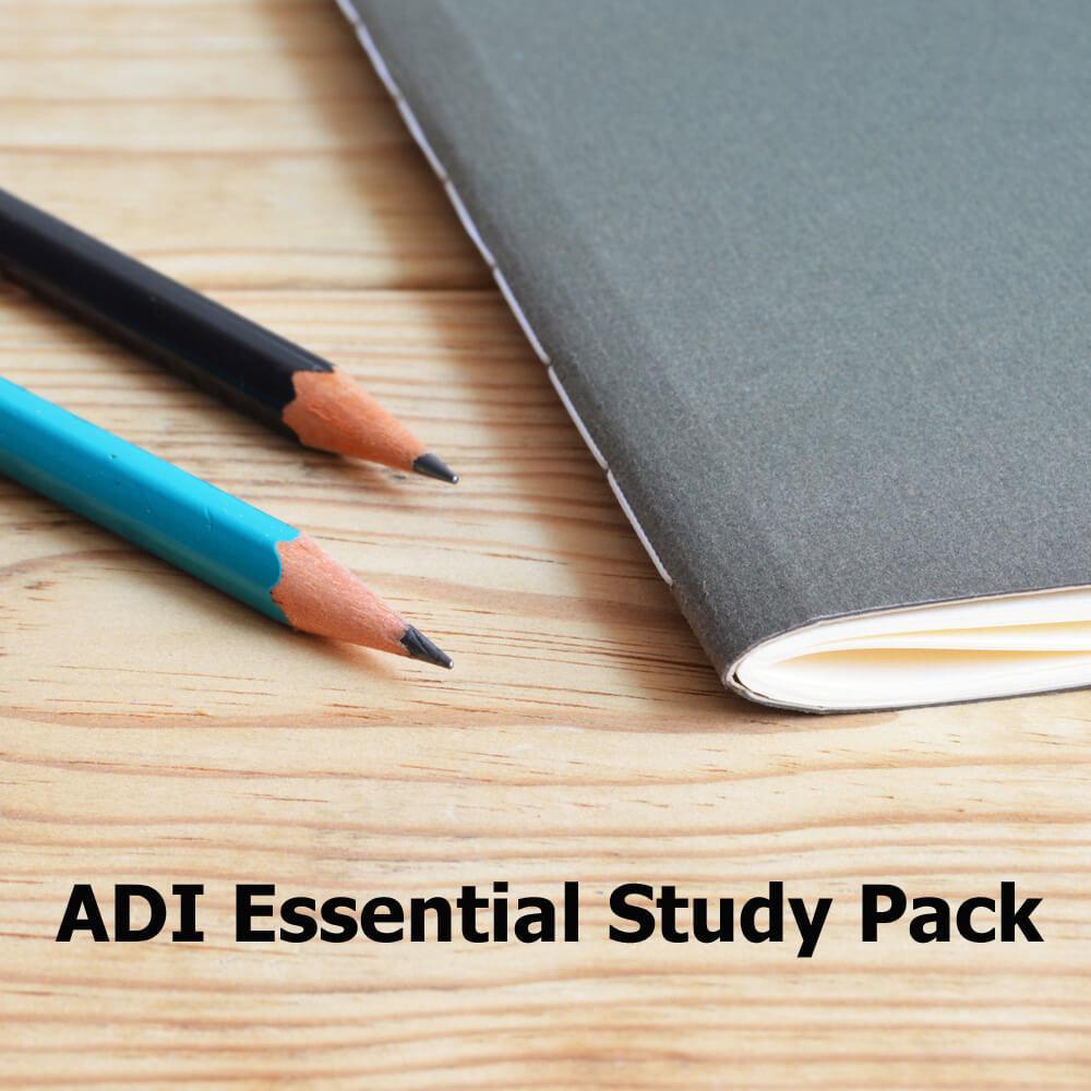 ADI Essential Study Pack 0000077