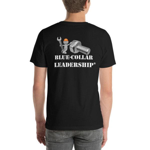 Short-Sleeve Unisex T-Shirt (Back Logo) 00006