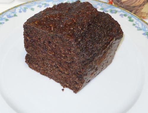 BIO: Préparation pour galettes protéinées au blanc d'oeuf (cacao)  en 1 kg