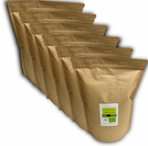6 kg - Code 0 Blanc d'œuf bio poudre