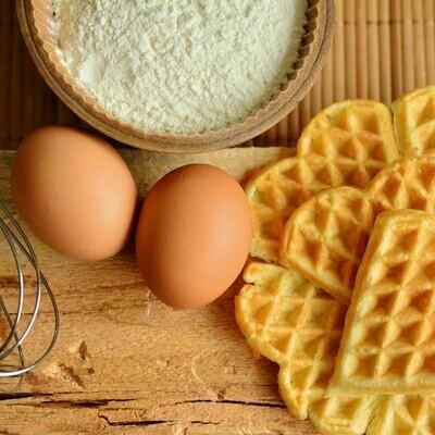 Jaune d'œuf en poudre en 500 g
