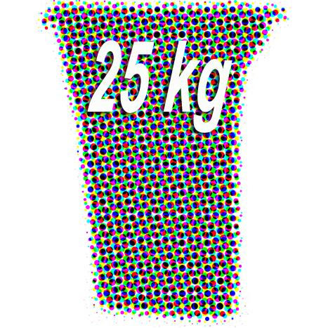 Farine d'avoine en sac de 25Kg 00424