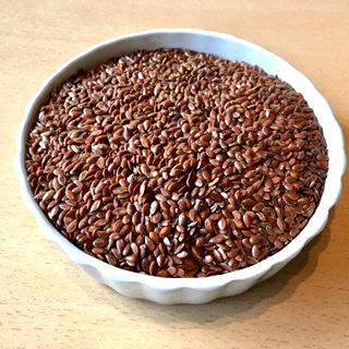 Graines de lin bio en 250 g
