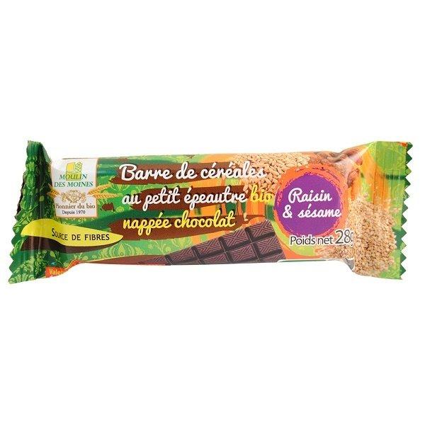 Nappé chocolat bio