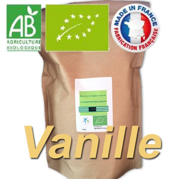 Eggprotéine à la vanille 00452