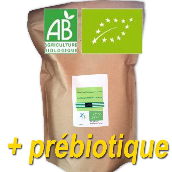 Eggprotéine + prébiotique 00469