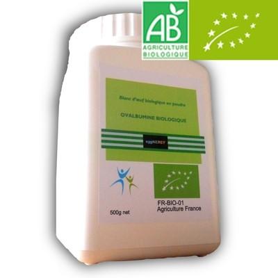 500 g Bio Code 0 Blanc d'oeuf poudre