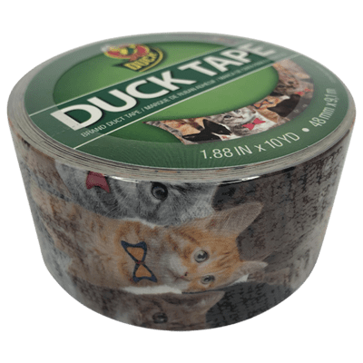 Duck Tape, Here Kitty Kitty Duct Tape