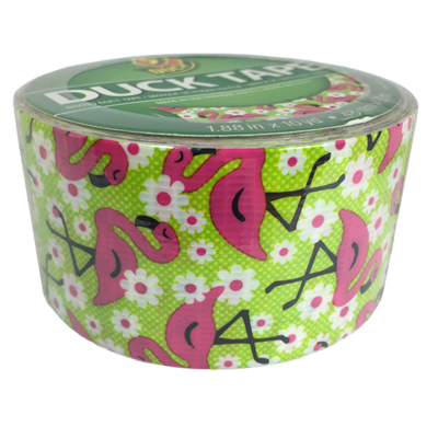 Duck Tape, Flamingos Duct Tape
