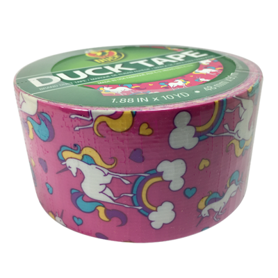Duck Tape, Unicorns Duct Tape