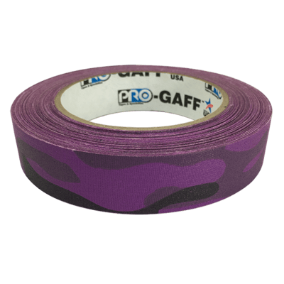 Camouflage Gaffer Tape, Purple