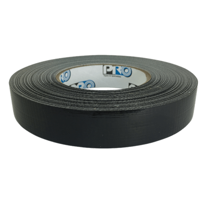Black Duct Tape (Pro-Duct)