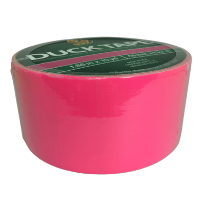 Duck Tape, Funky Flamingo Neon Pink Duct Tape