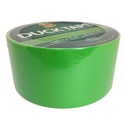Duck Tape, Island Lime Neon Green Duct Tape