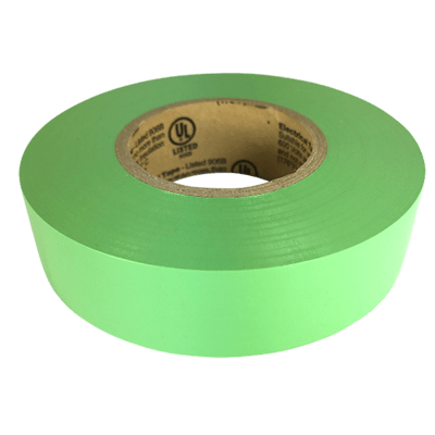 Light Green Electrical Tape (CPSIA)