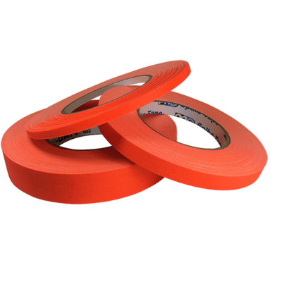 Matte Gaffer Tape, Fluorescent Orange (Pro-Gaff)