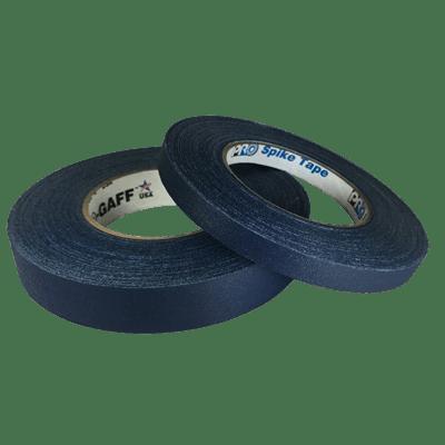 Matte Gaffer Tape, Navy Blue (Pro-Gaff)