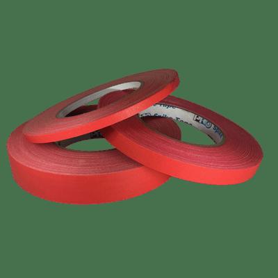 Matte Gaffer Tape, Red (Pro-Gaff)